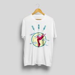 Hummingbird printed t-shirt